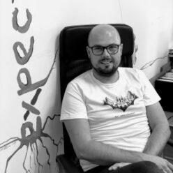 Denis Jež, founder
