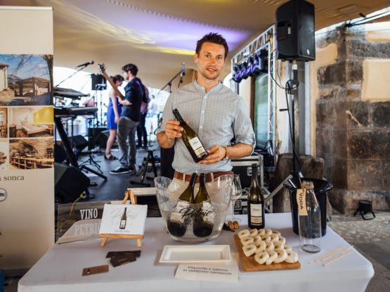 Vina Petrič Urban - Slap vino festival 2019