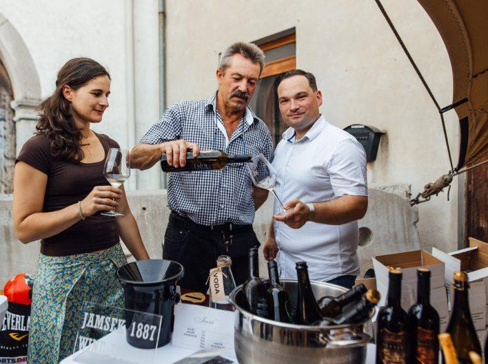 Posestvo Jamšek 1887 - Slap vino festival 2019